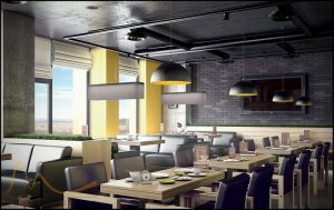 21 300x189 - DESIGN GREEN RESTAURANT