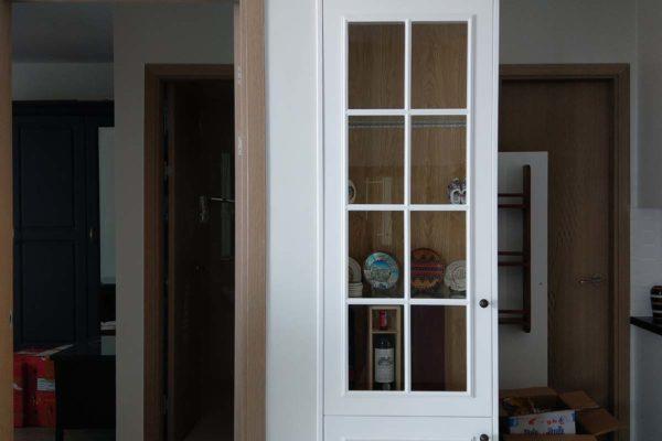 Thi công nội thất căn hộ - Riva Park