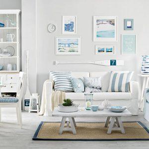 Coastal Living Dining Room Ideal Home Housetohome 300x300 - Phong Cách Pale Coastal - Hướng Dẫn Thiết Kế
