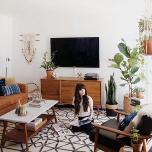 Sideboard Living Room 1 300x300 - 10 Mẹo Thiết Kế Phòng Khách Đẹp