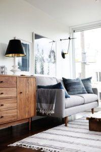 Sideboard Living Room 2 200x300 - 10 Mẹo Thiết Kế Phòng Khách Đẹp