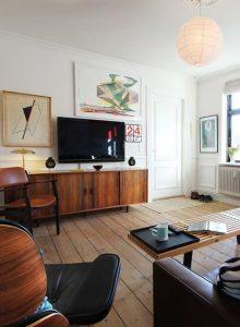 Sideboard Living Room 7 e1454045040116 220x300 - 10 Mẹo Thiết Kế Phòng Khách Đẹp