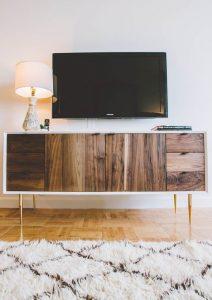 Sideboard Living Room 8 212x300 - 10 Mẹo Thiết Kế Phòng Khách Đẹp