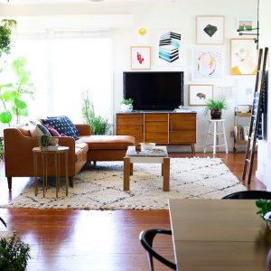Sideboard Living Room 9 300x300 - 10 Mẹo Thiết Kế Phòng Khách Đẹp