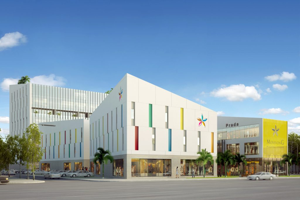 C4 1024x683 - DESIGN MONIVONG CENTER - SHOPPING AND OFFICE COMPLEX