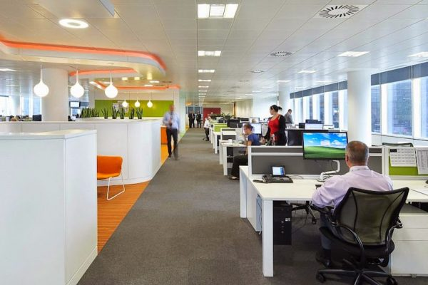 gty open plan office ll 130701 16x9 992 600x400 - CHỌN MÀU SẮC CHO VĂN PHÒNG THEO PHONG THỦY