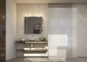 toilet master 2 300x214 - THIẾT KẾ NỘI THẤT CĂN HỘ PENTHOUSE 300M2 – AIRPORT PLAZA Q. TÂN BÌNH