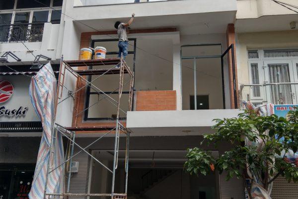 Thiết kế thi công cải tạo nhà phố - Q4