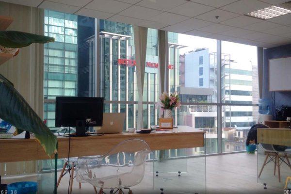 Thi công nội thất văn phòng - Siplec VN