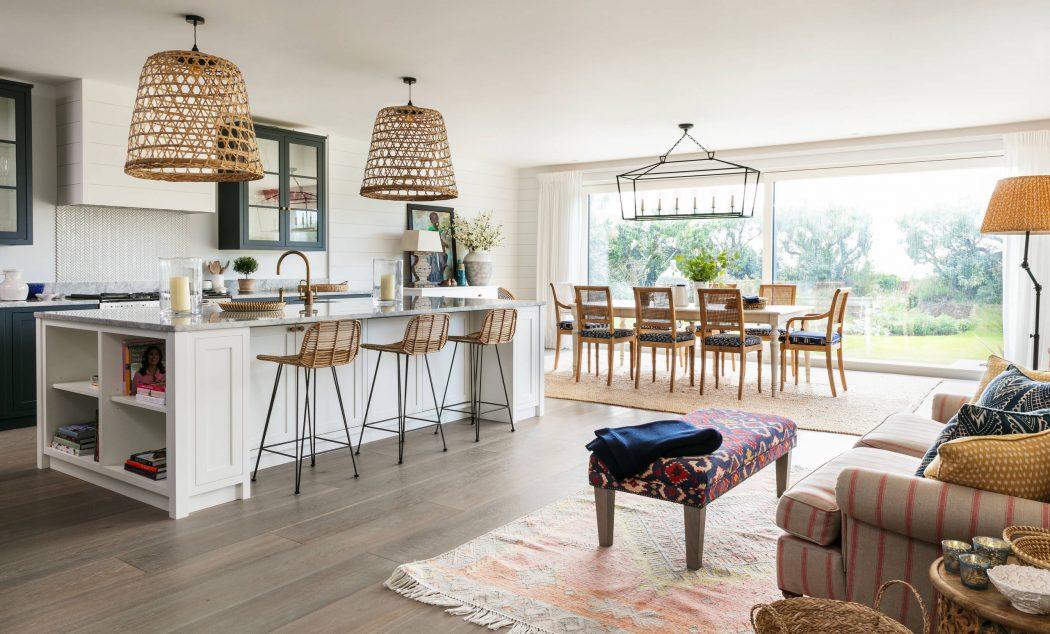 009 modern beach house lisette voute designs 1050x634 - NGÔI NHÀ VEN BIỂN THƠ MỘNG VỚI PHONG CÁCH NAUTICAL