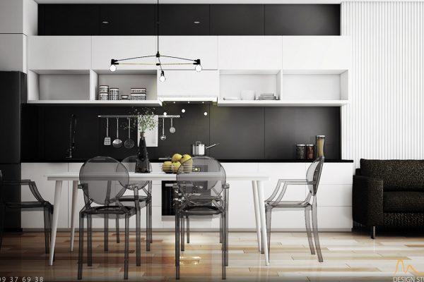 Nội thất Bếp - căn hộ 90m2