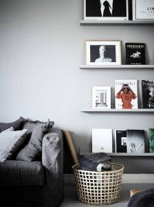 1 casa in grigio con un tocco vintage 224x300 - CĂN HỘ 38 M2 VỚI THIẾT KẾ THÔNG MINH
