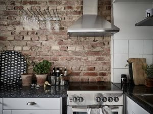 10 casa in grigio con un tocco vintage 300x225 - CĂN HỘ 38 M2 VỚI THIẾT KẾ THÔNG MINH