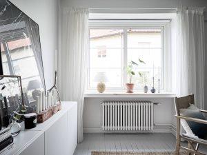 12 casa in grigio con un tocco vintage 300x225 - CĂN HỘ 38 M2 VỚI THIẾT KẾ THÔNG MINH