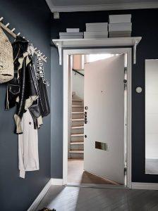 4 casa in grigio con un tocco vintage 224x300 - CĂN HỘ 38 M2 VỚI THIẾT KẾ THÔNG MINH