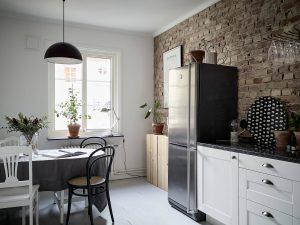 8 casa in grigio con un tocco vintage 300x225 - CĂN HỘ 38 M2 VỚI THIẾT KẾ THÔNG MINH