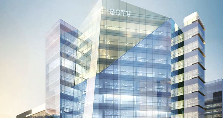 SCTV 750x400 - CONCEPT SCTV OFFICE BUILDING