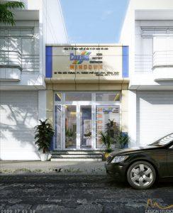 Shr Cl 1 244x300 - THIẾT KẾ CẢI TẠO SHOWROOM CUULONG WINDOW