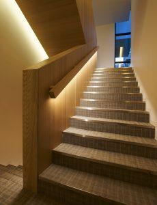 stair 230x300 - THIẾT KẾ VĂN PHÒNG LÀM VIỆC NHƯ KHU NGHỈ DƯỠNG - BMLZ VILLA OFFICE