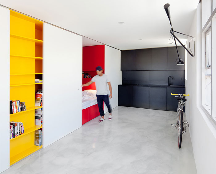 50 Small Studio Apartment 13 - 50 Ý TƯỞNG THIẾT KẾ CĂN HỘ STUDIO NHỎ 2019 (P1)