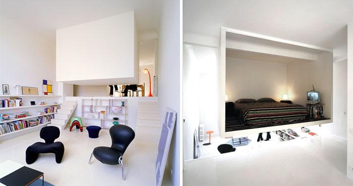 50 Small Studio Apartment 15 - 50 Ý TƯỞNG THIẾT KẾ CĂN HỘ STUDIO NHỎ 2019 (P2)