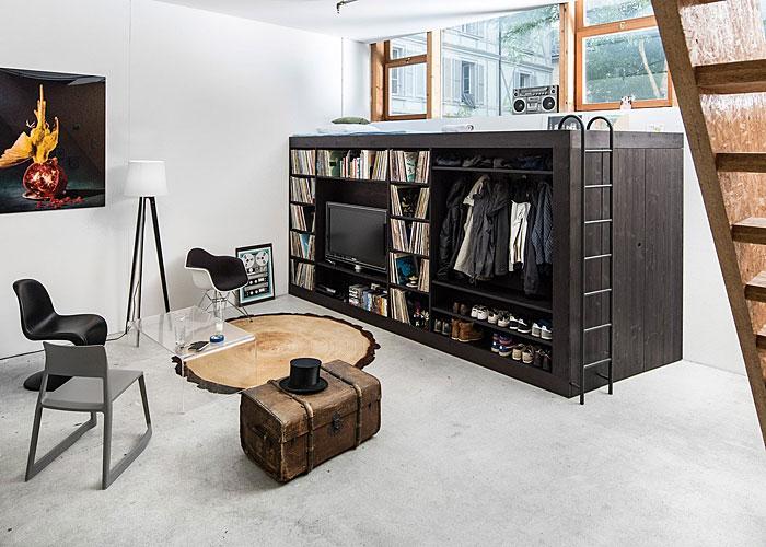 50 Small Studio Apartment 25 - 50 Ý TƯỞNG THIẾT KẾ CĂN HỘ STUDIO NHỎ 2019 (P2)