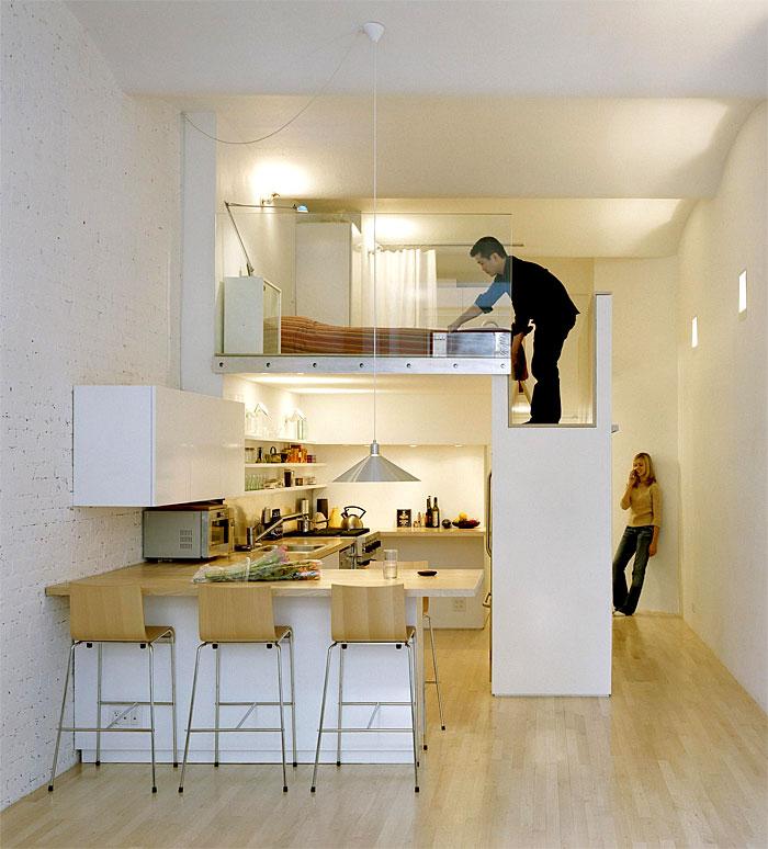 50 Small Studio Apartment 26 - 50 Ý TƯỞNG THIẾT KẾ CĂN HỘ STUDIO NHỎ 2019 (P2)