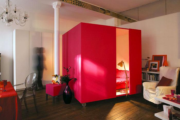 50 Small Studio Apartment 7 - 50 Ý TƯỞNG THIẾT KẾ CĂN HỘ STUDIO NHỎ 2019 (P1)