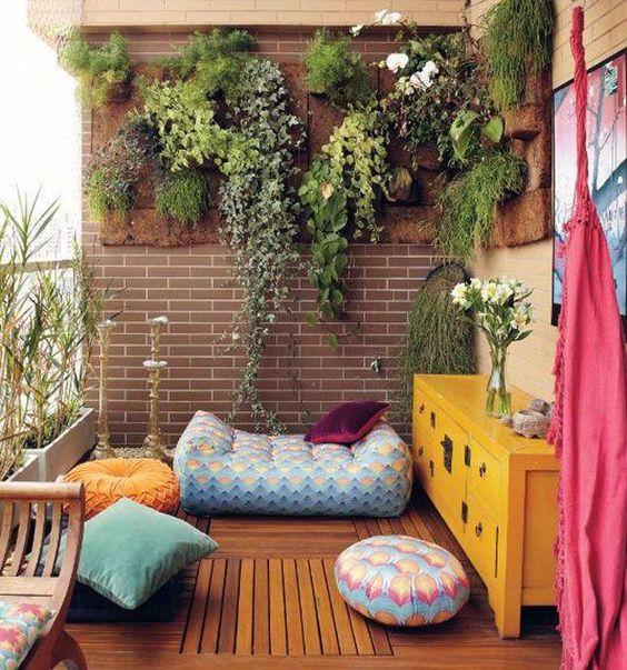 balcony idea 4 - 14 Ý TƯỞNG VÀ CẢM HỨNG CHO BAN CÔNG CĂN HỘ