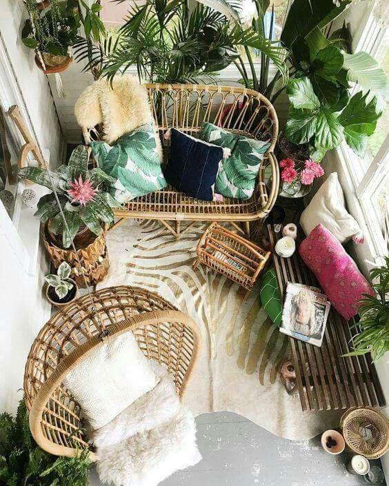 balcony idea 8 - 14 Ý TƯỞNG VÀ CẢM HỨNG CHO BAN CÔNG CĂN HỘ