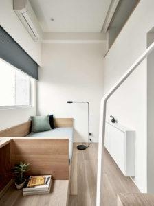 design small apartment 3 224x300 - KHÁM PHÁ CĂN HỘ 22M2 TIỆN NGHI Ở ĐÀI BẮC