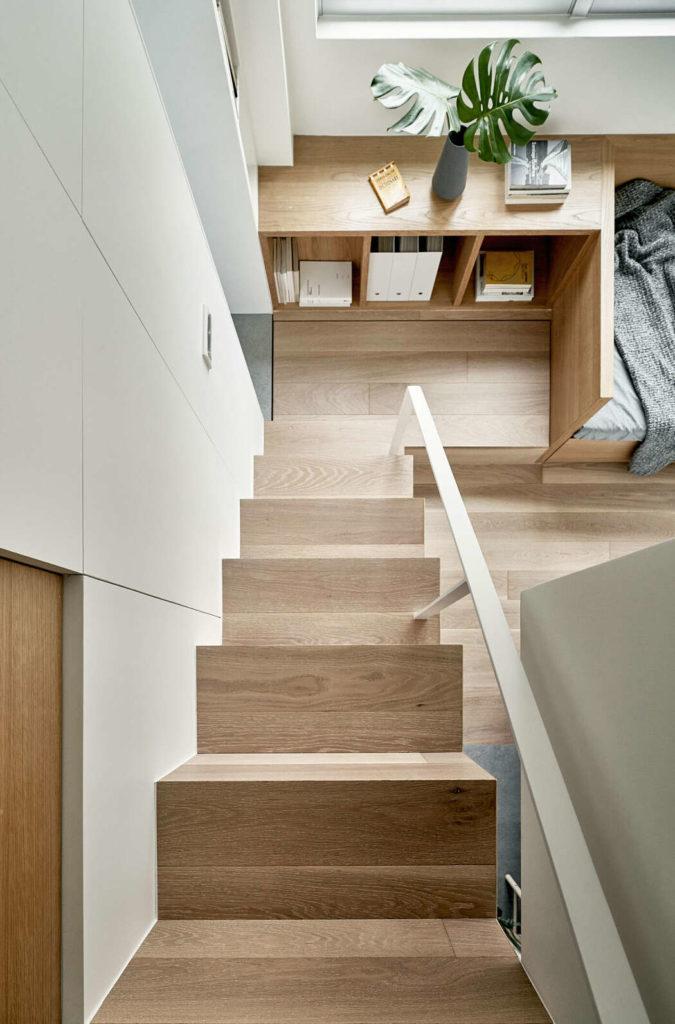 design small apartment 4 675x1024 - KHÁM PHÁ CĂN HỘ 22M2 TIỆN NGHI Ở ĐÀI BẮC
