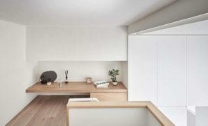 design small apartment 5 300x182 - KHÁM PHÁ CĂN HỘ 22M2 TIỆN NGHI Ở ĐÀI BẮC