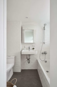 design small apartment 9 197x300 - KHÁM PHÁ CĂN HỘ 22M2 TIỆN NGHI Ở ĐÀI BẮC