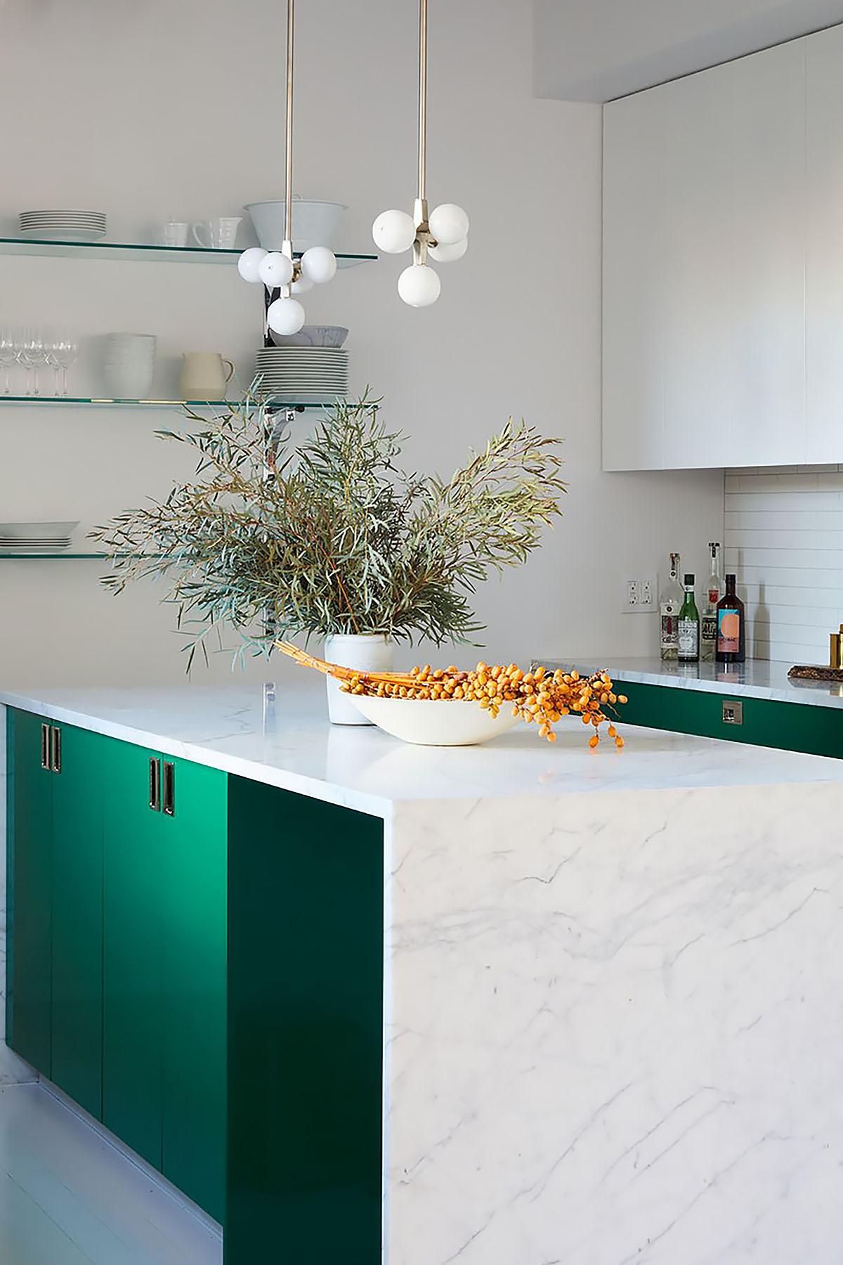 10 ý tưởng tủ bếp hiện đại 8 - 10 Ý TƯỞNG TỦ BẾP HIỆN ĐẠI LÀM MỚI CĂN BẾP CỦA BẠN