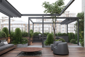 Roof Garden by Bezmirno Studio 2 300x202 - CĂN HỘ VƯỜN TRÊN MÁI - BEZMIRNO STUDIO
