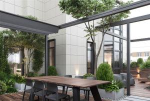 Roof Garden by Bezmirno Studio 3 300x202 - CĂN HỘ VƯỜN TRÊN MÁI - BEZMIRNO STUDIO