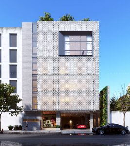 01 267x300 - PRIMO COMPLEX BUILDING