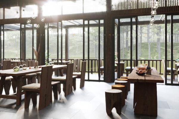 Mia Dalat - Nhà hàng ẩm thực